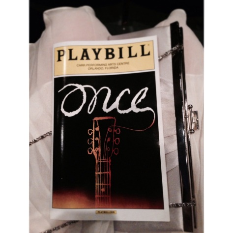 Broadway gave me a good line to say back to OCD ~ It's time that you won!